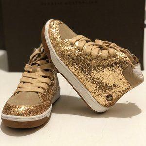 Brand new OZWEAR UGG Warm High Top Glitter Shoes
